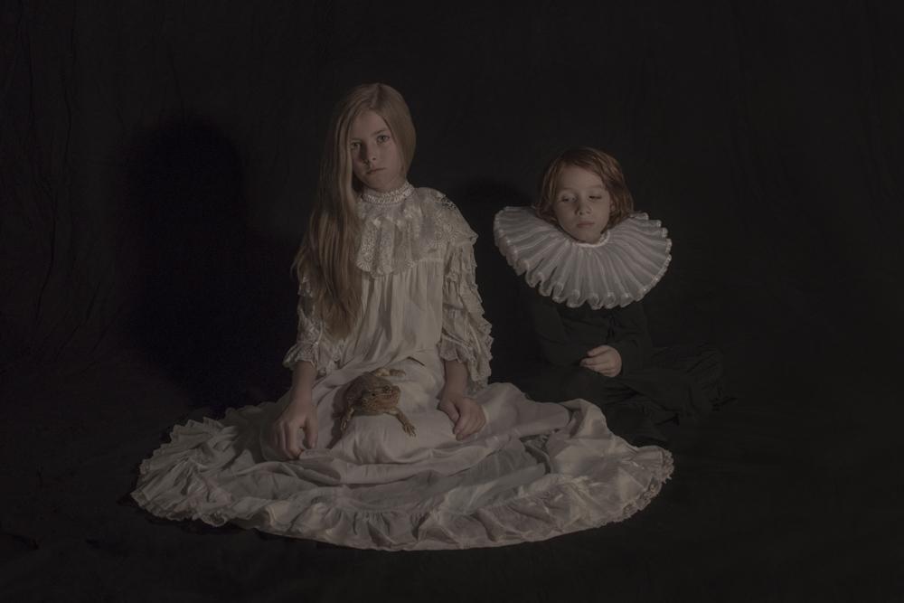 Tami Bahat, Dramatis Personae - The Children