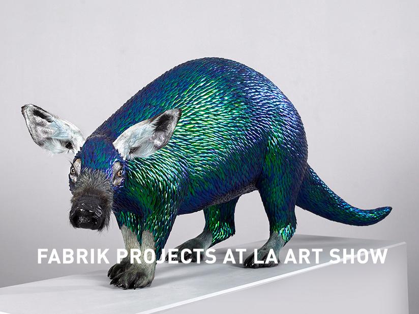 Fabrik Projects at the LA Art Show