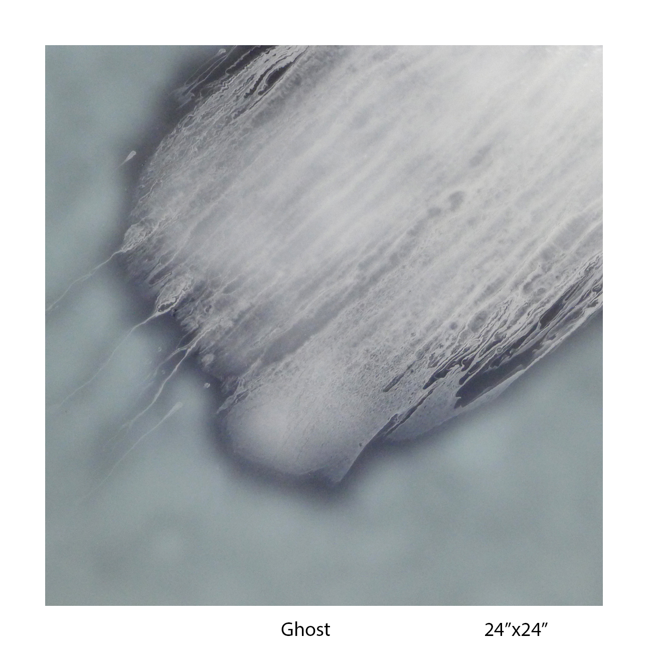 Ghost  © Sharon Weiner