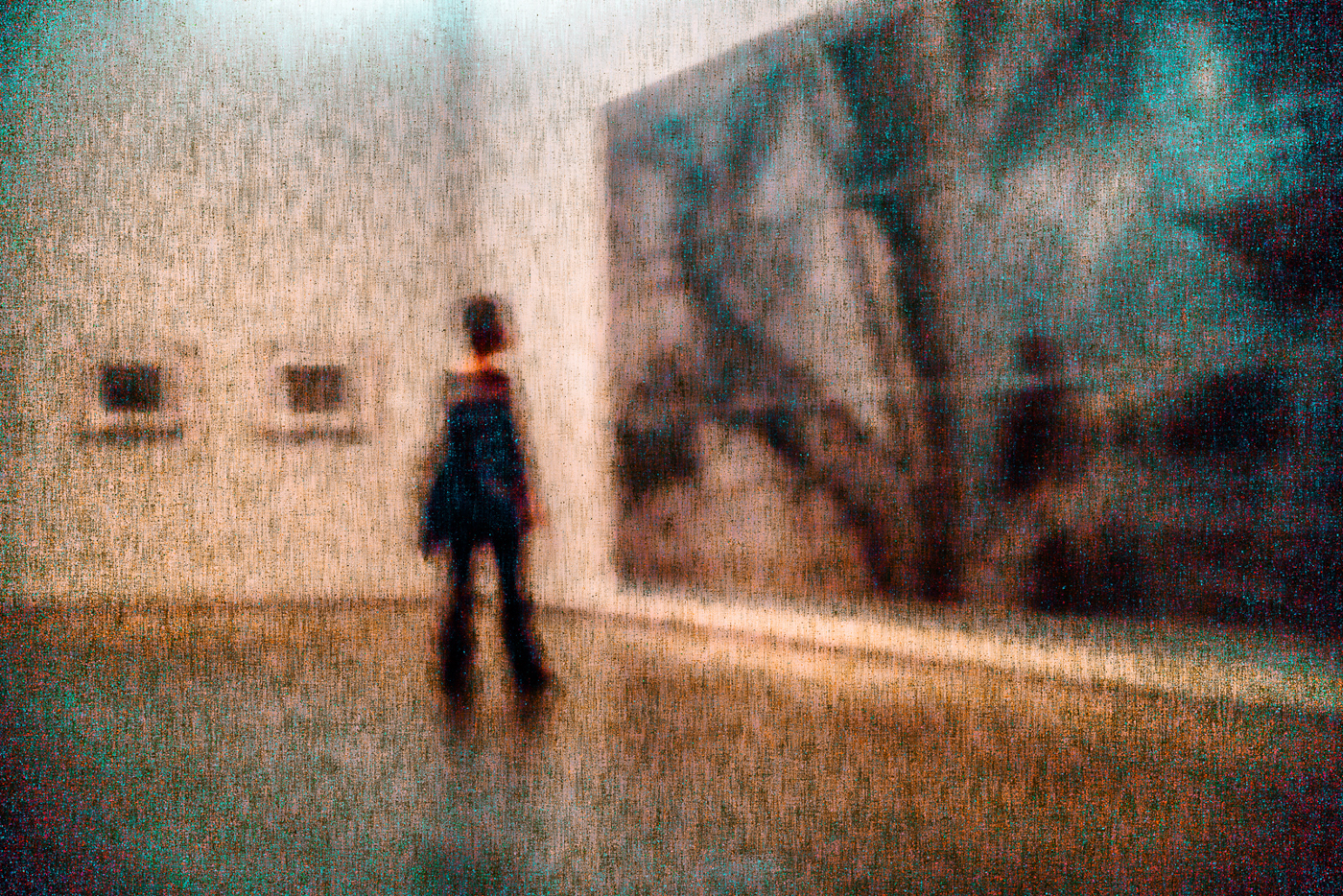 The Magitude The Artist's Vision Is Overwhelming When Seen In Person This Only Approximates It © Sol Hil
