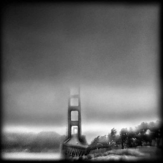 Goldengate 5:58am © Susan Burnstine