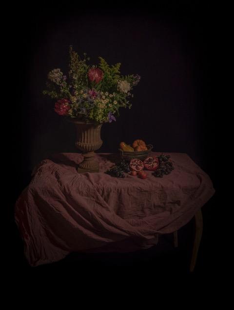 Bahat Tami Still Life 1 2017 Archival Pigment print
