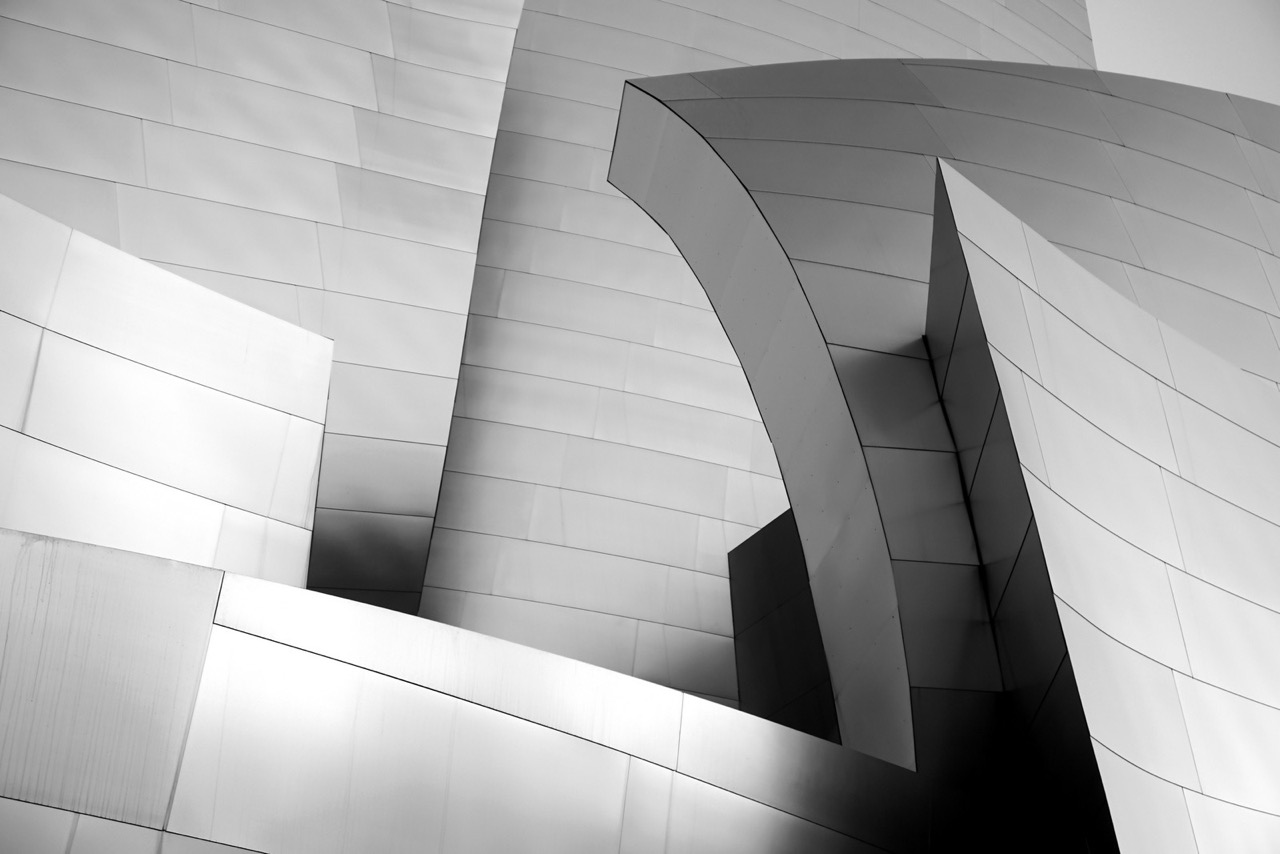 Disney Hall © Richard Chow