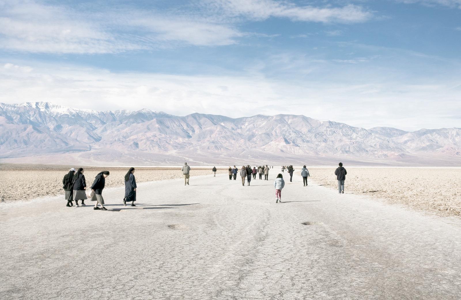 Towards Oblivion © Glen Wexler