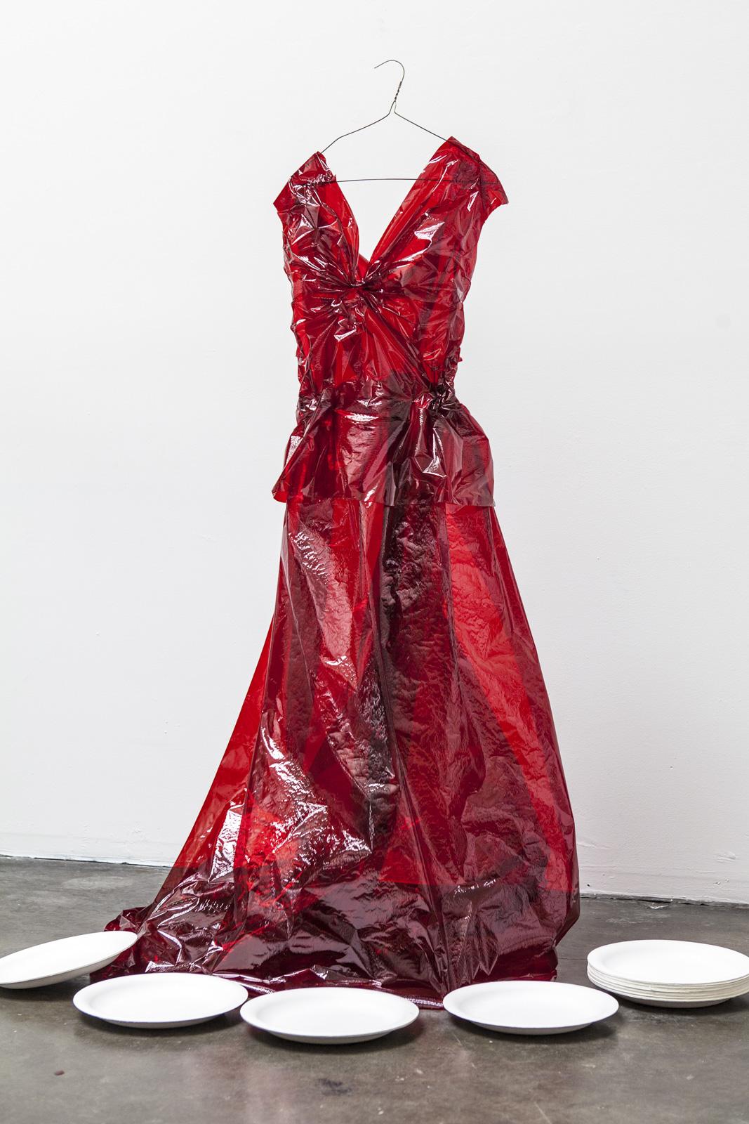 Red Cellophane © Jane Szabo