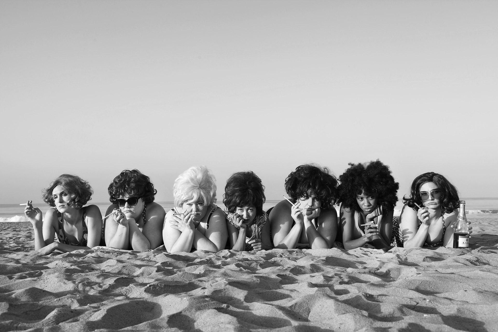 Sheila's Beach Party © Marjorie Salvaterra