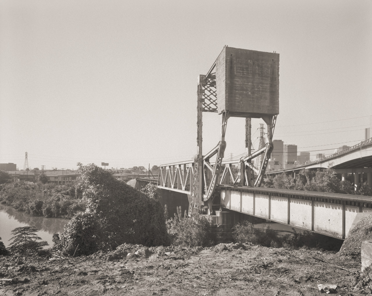 015 Bascule & Trunnion Bridge, 1911 FLAT
