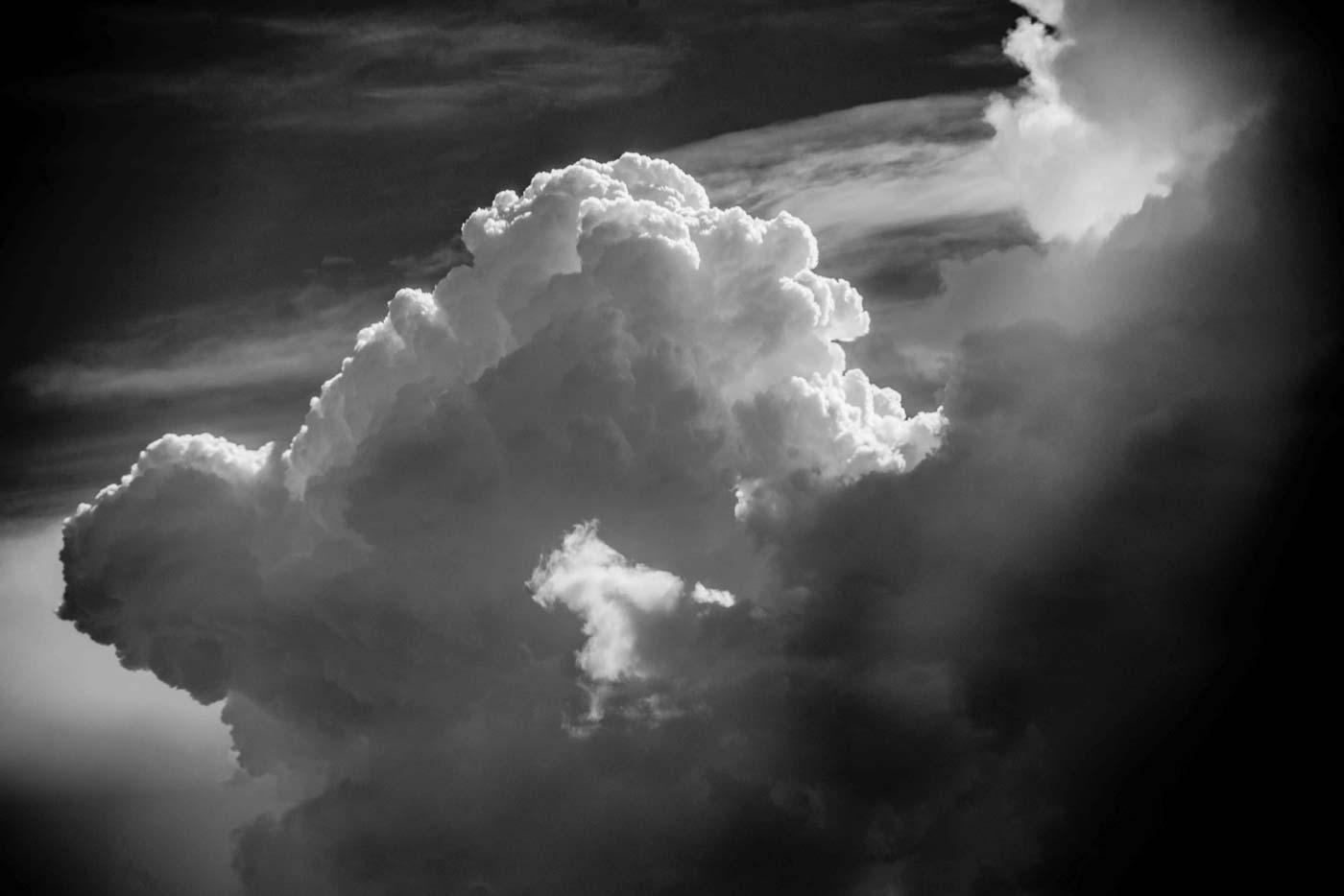 Storm Cloud Over Nevada 2016 © Robert Welkie