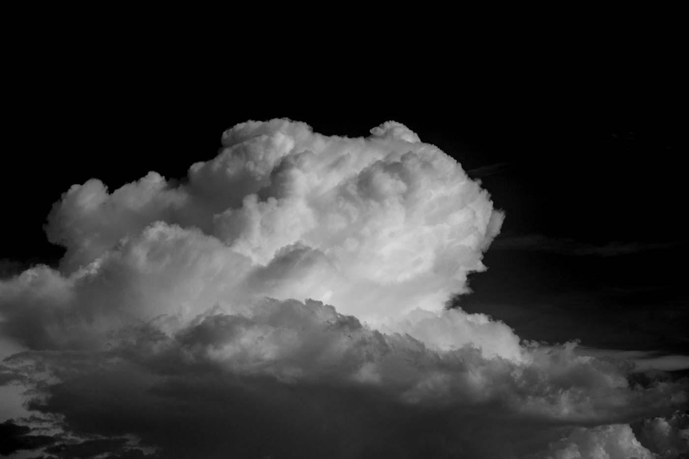 Storm Cloud Above Nevada 2016 © Robert Welkie
