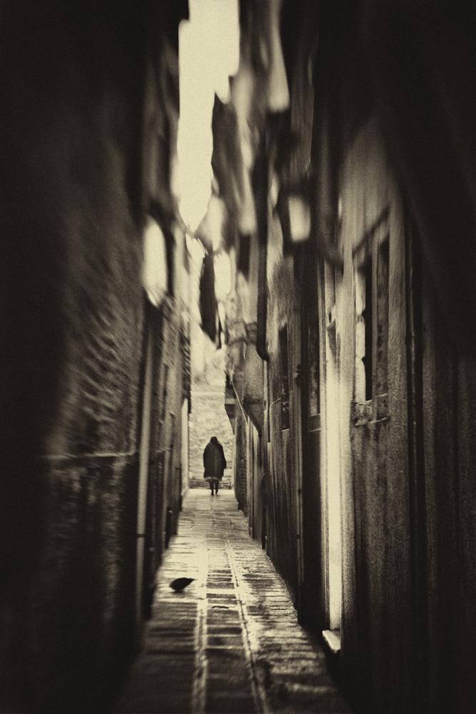 Fine della Strada © Sarah Hadley