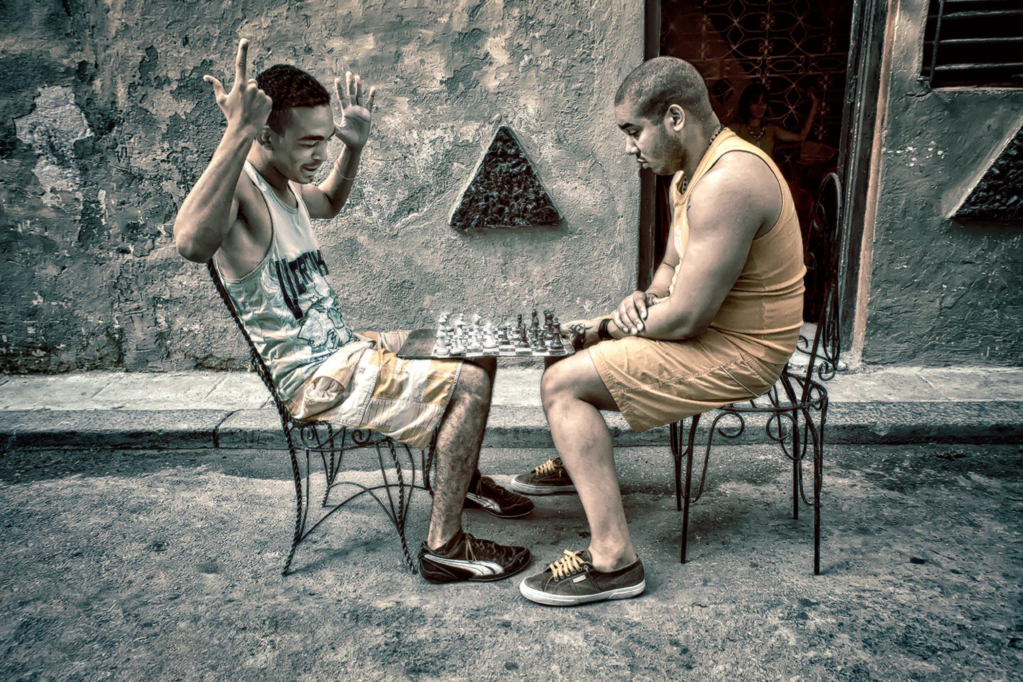Checkmate 1/15 © EK Waller