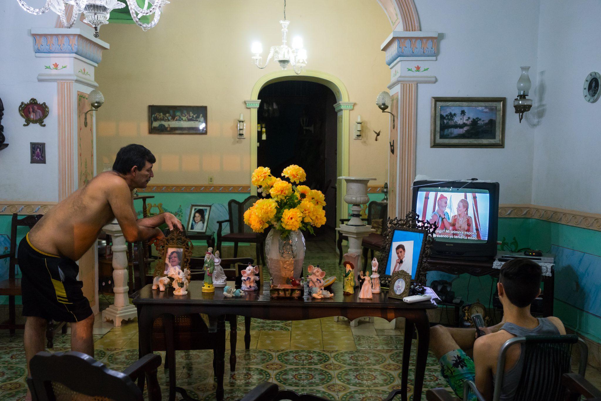 Everyone Loves Bill Murray, Cuba
