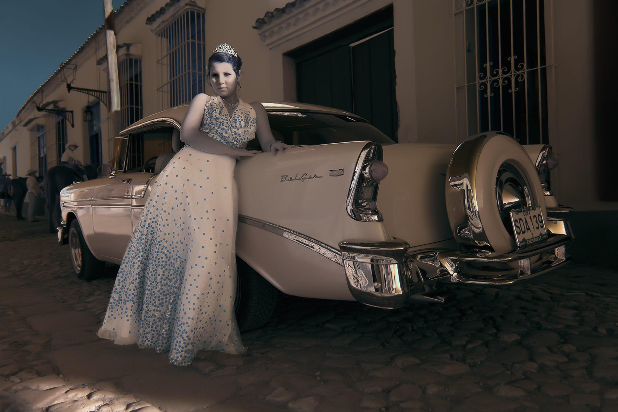 Formal Girl Car 2/15 © EK Waller