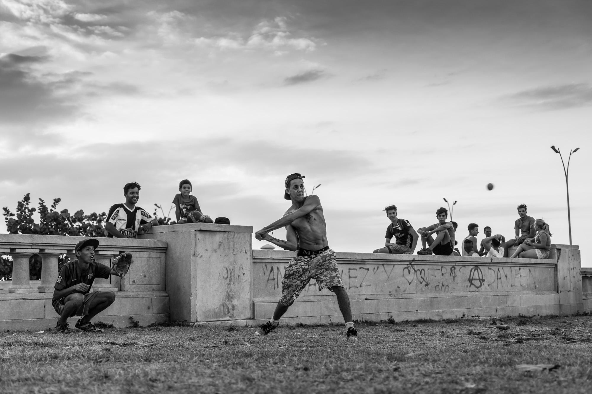 Home Run Derby, Havana, Cuba