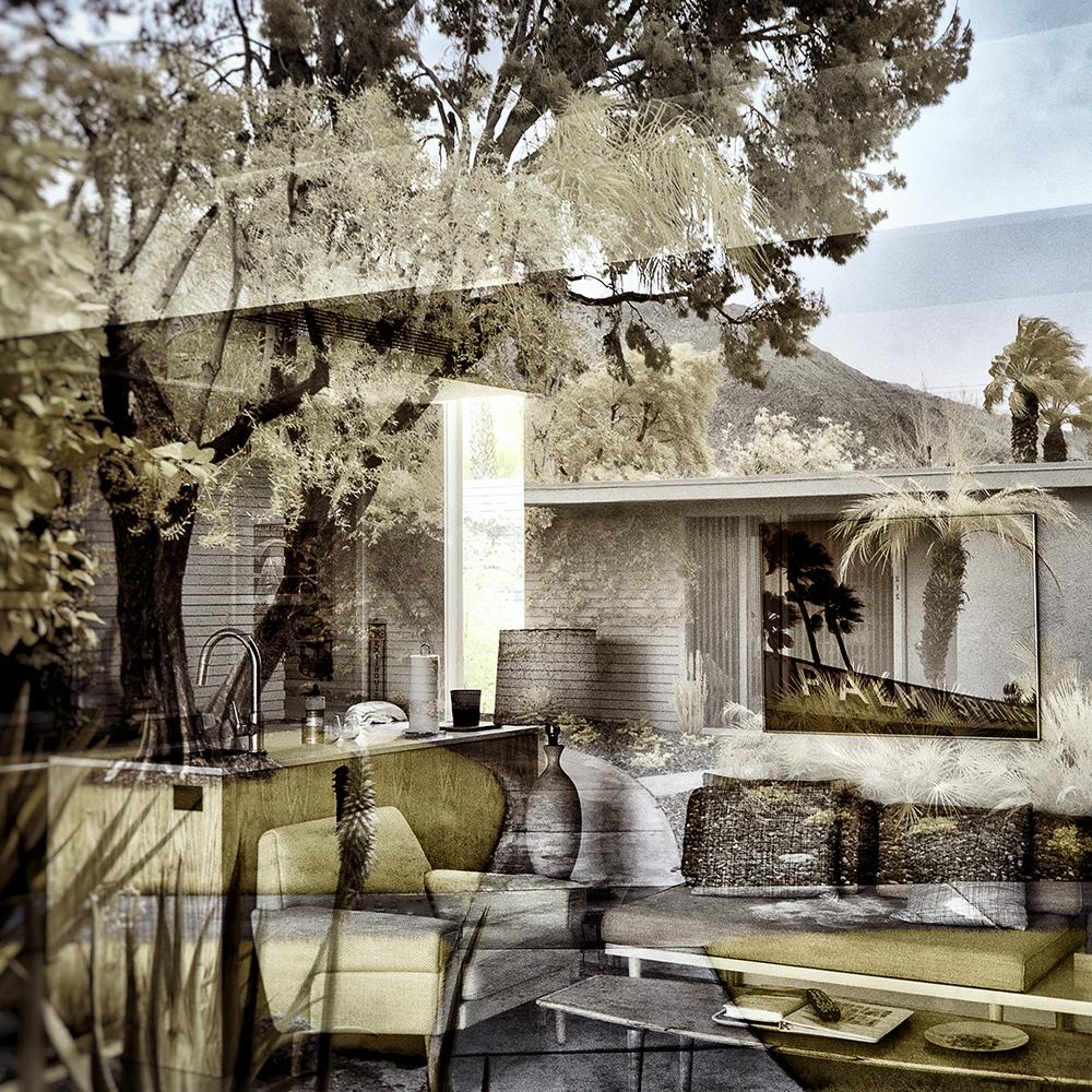 Palm Springs Land  ©E.K. Waller