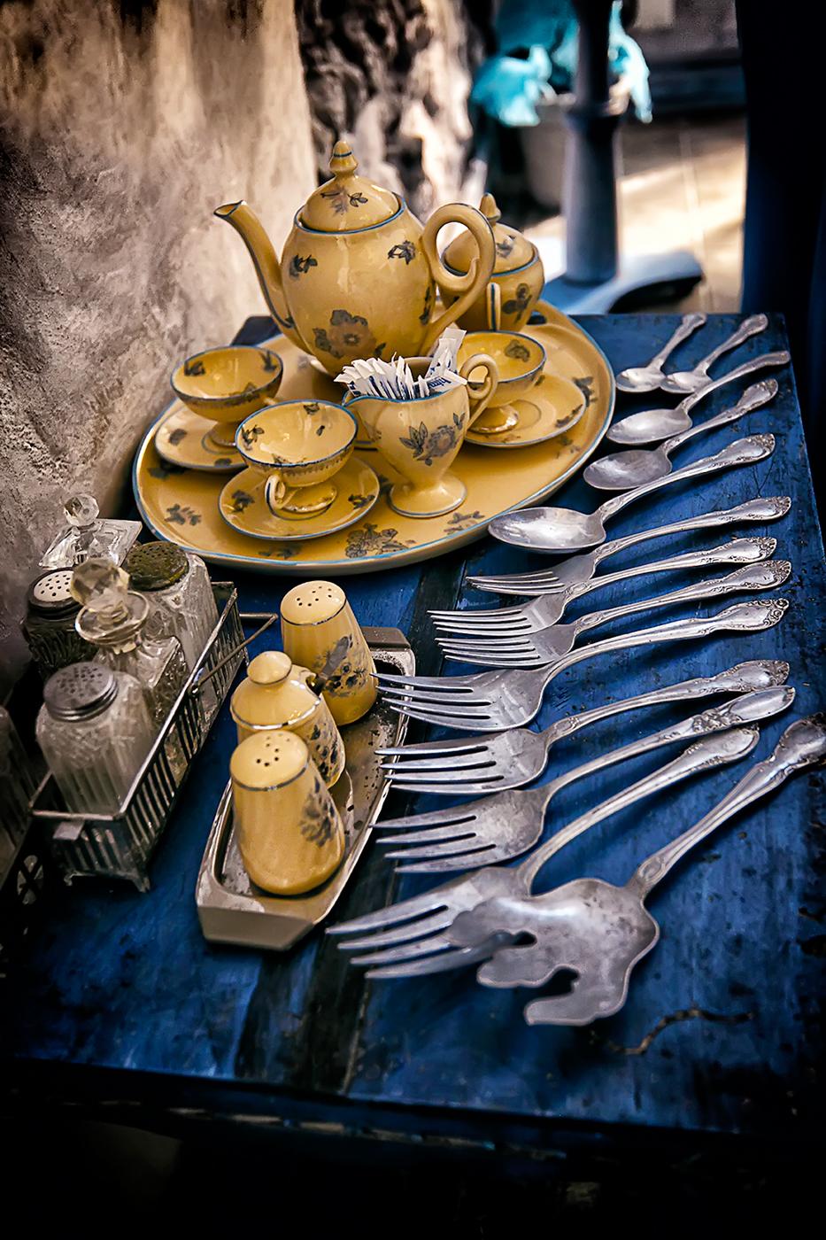 Tableware '15 © EK Waller