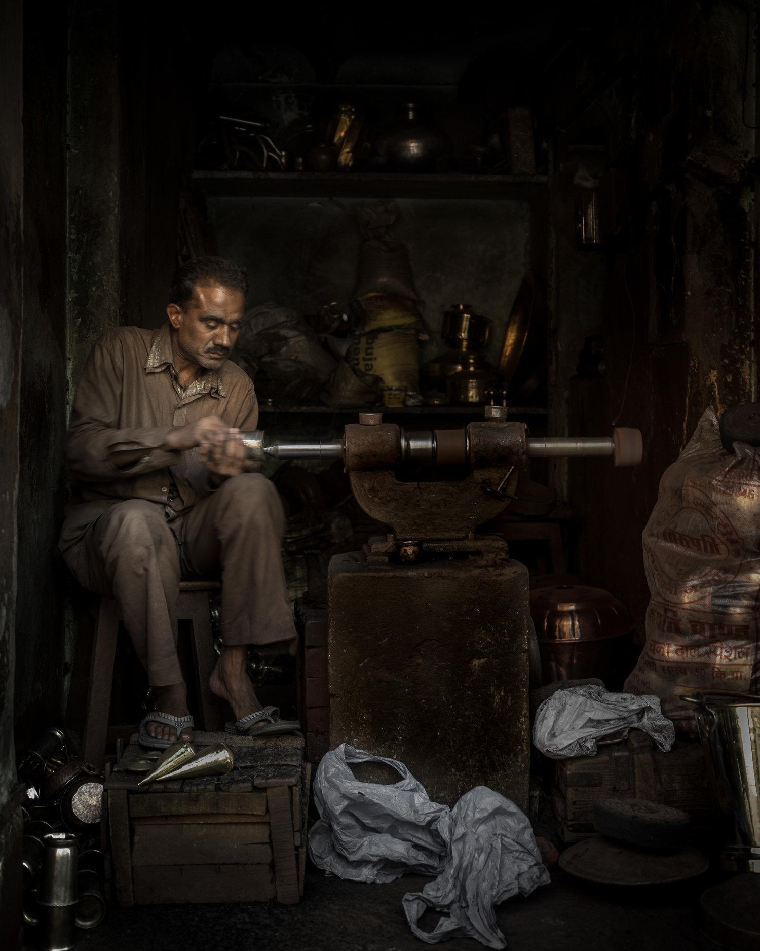 Jaipur Craftsman  © Brandon Kusher