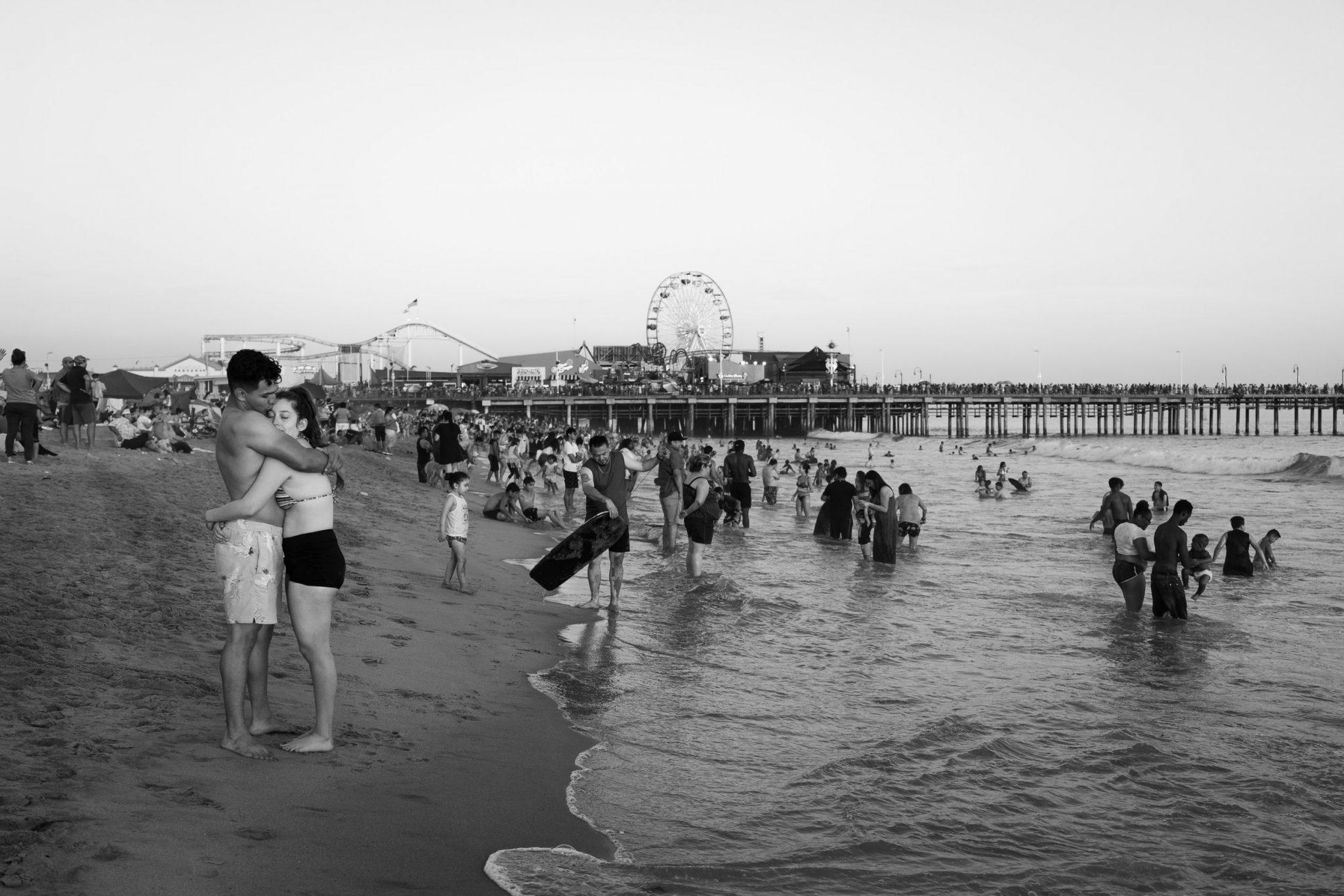 Left Coast Coney Island  © Brandon Kusher