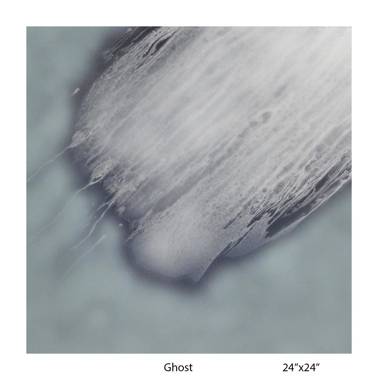 Ghost  © Sharon Weiner