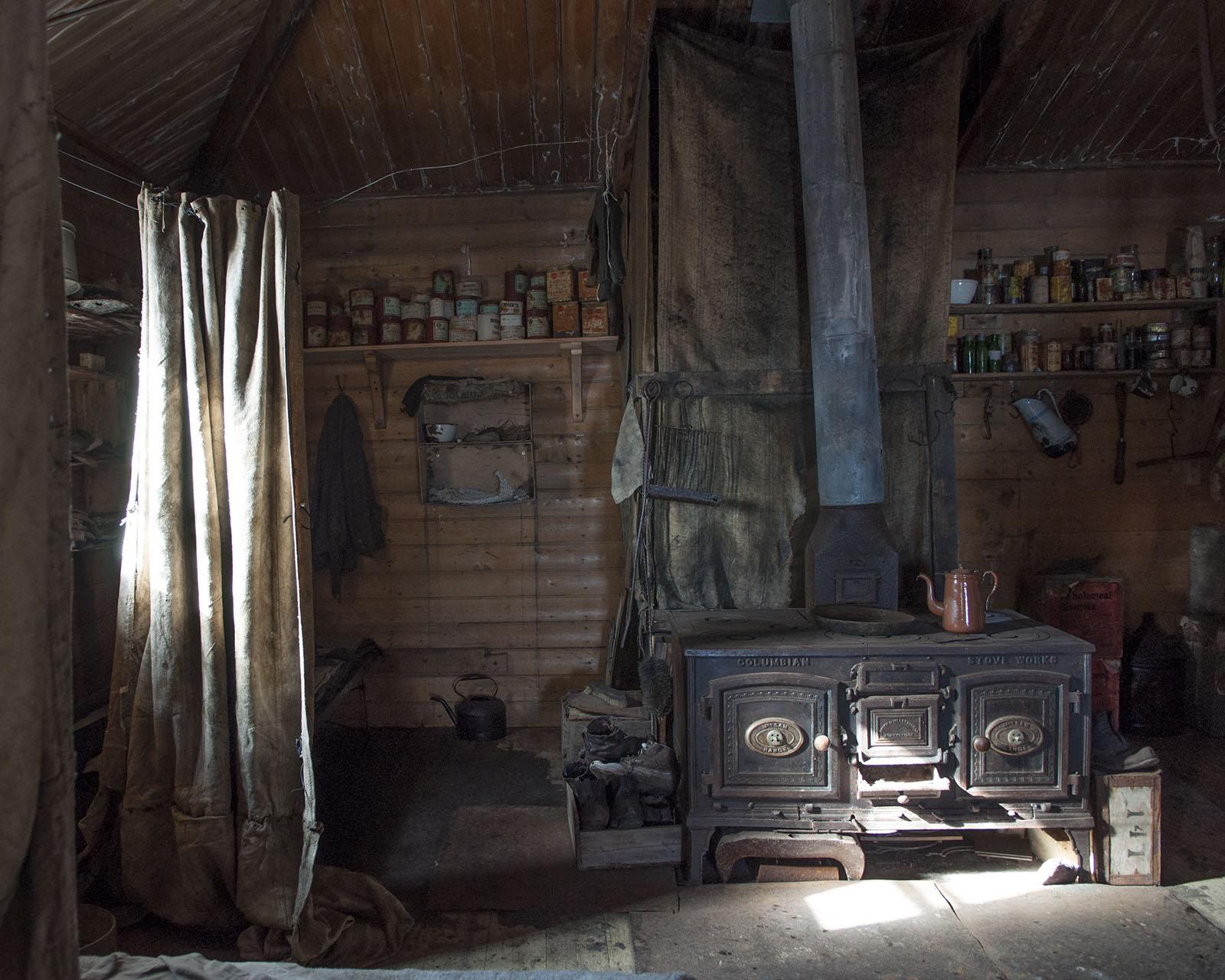 Shackleton's Stove 2013 16×20 © L'Heureux