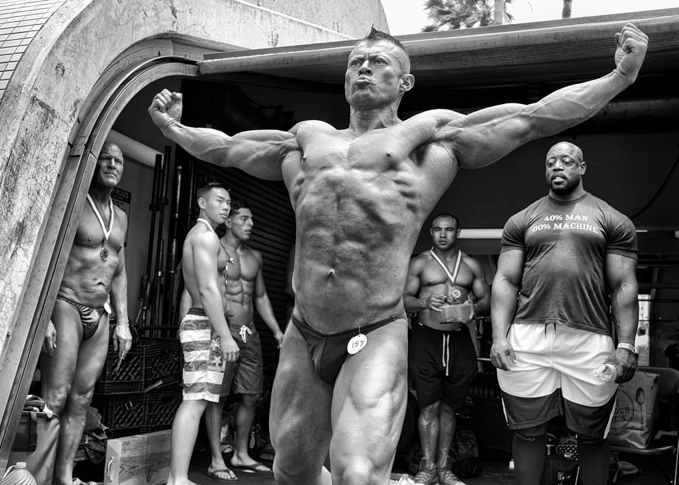 Back Pose © Dotan Saguy