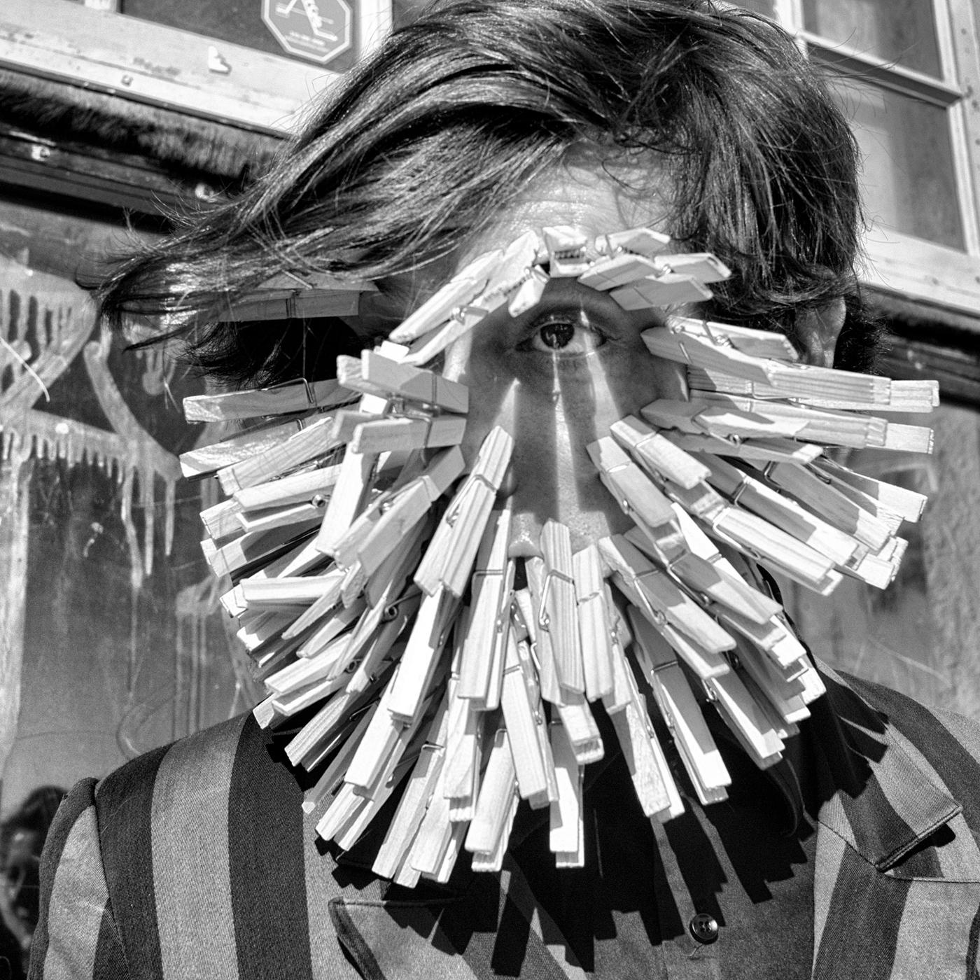 Clothespins © Dotan Saguy