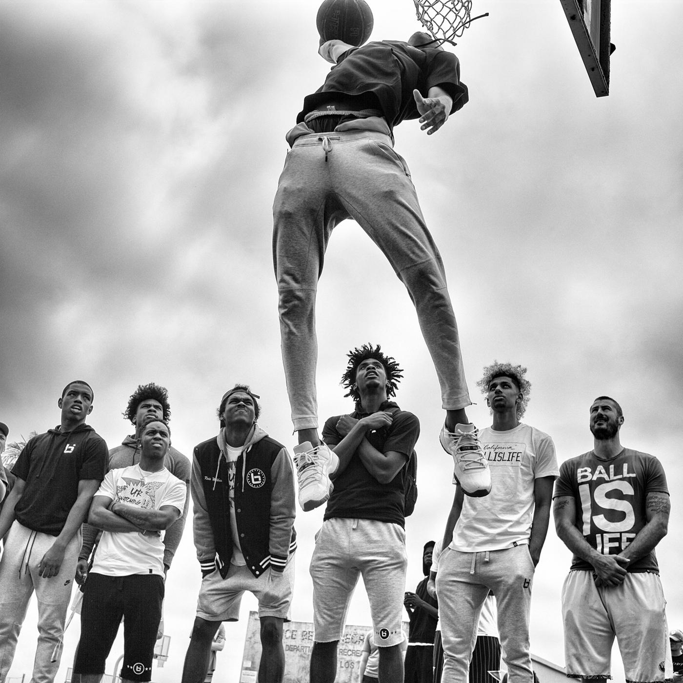 Slam Dunk © Dotan Saguy