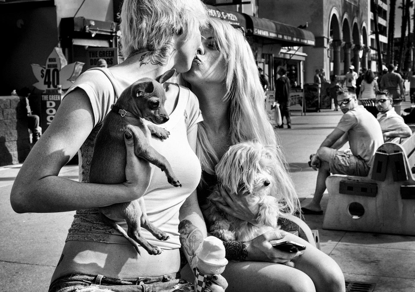 Venice Kiss – Venice, CA
